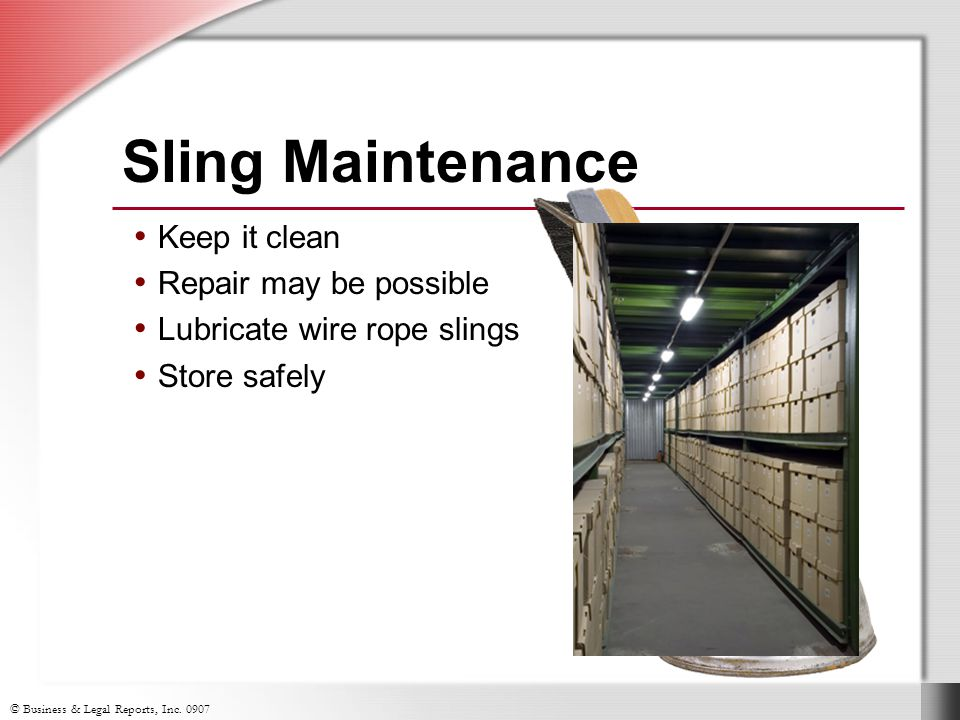 Crane Rigging Slide Show Notes - ppt download
