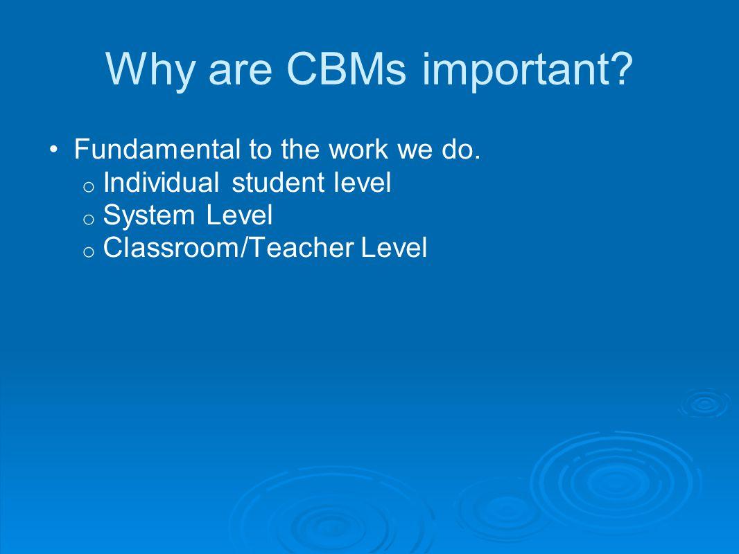 Curriculum Based Measurement - ppt download