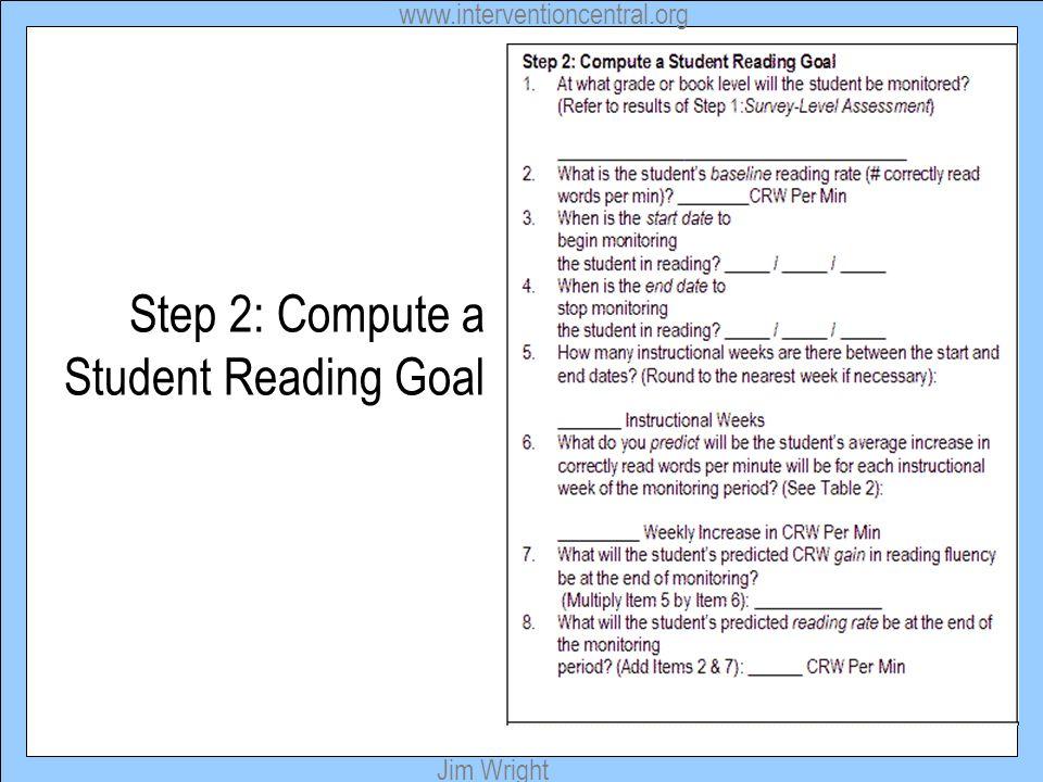 CBM: Oral Reading Fluency - ppt download