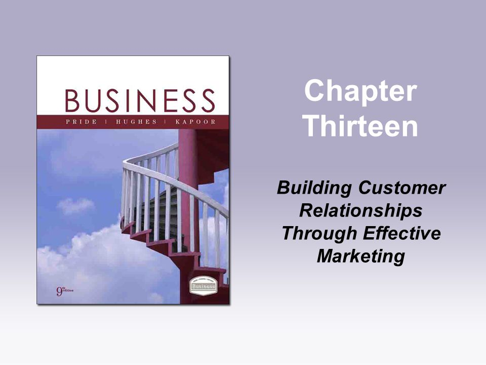 Building Customer Relationships Through Effective Marketing