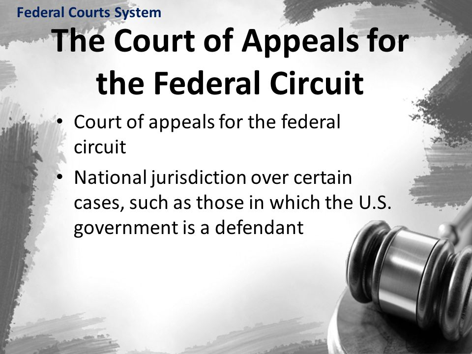 The Court of Appeals for the Federal Circuit