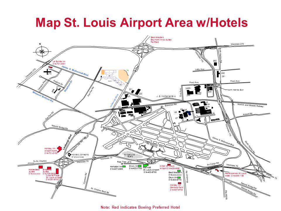 Hotels In St Louis Area