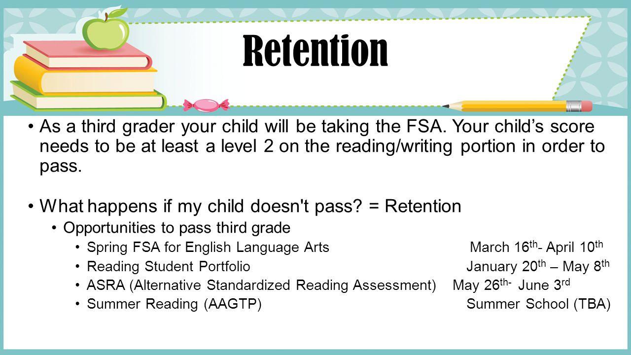 Florida Standards Assessment Third Grade - ppt download