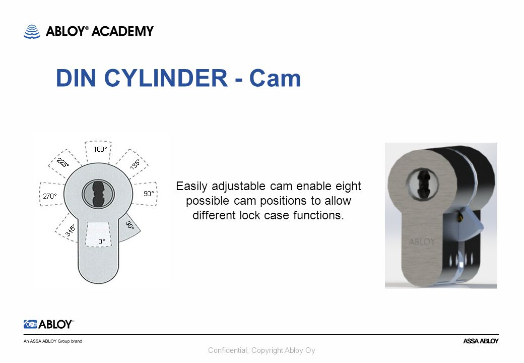 EUROPROFILE DIN CYLINDERS - ppt video online download