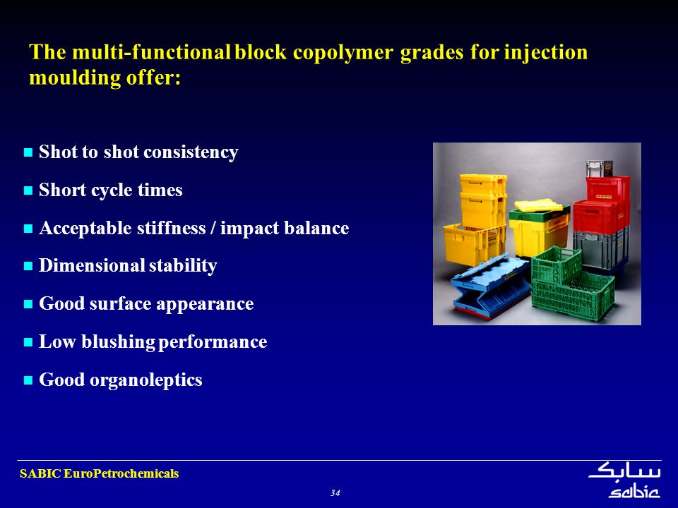 New developments in Polypropylene grades - ppt video online