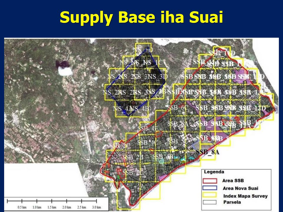 Supply Base iha Suai