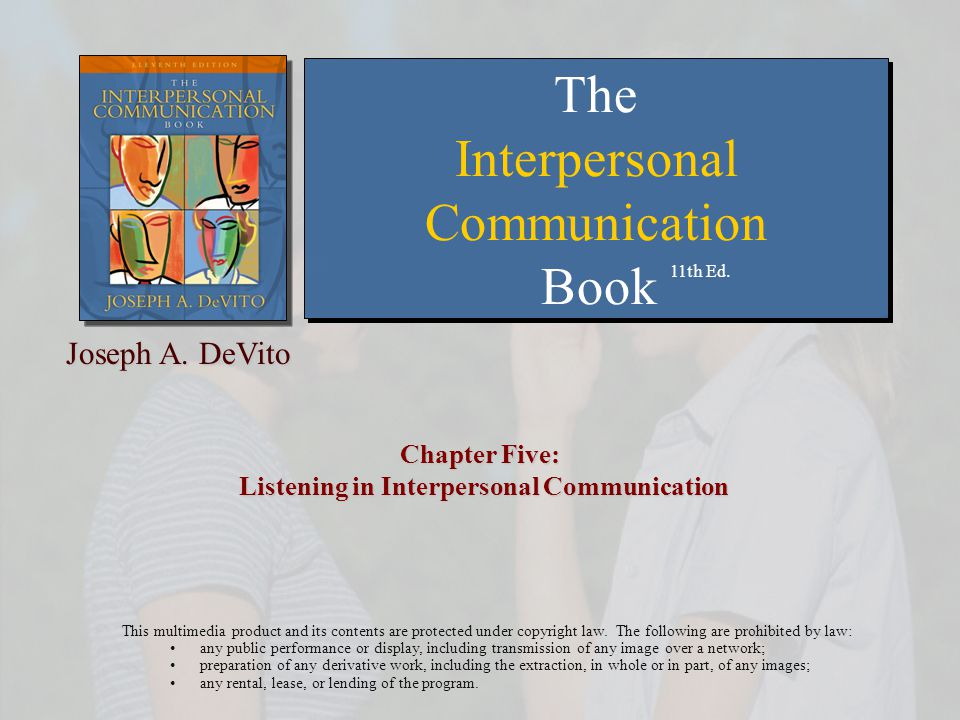Human Communication The Basic Course 13th Edition Pdf