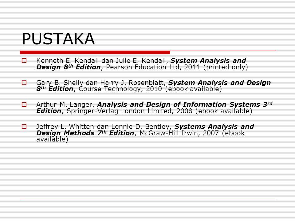 Analisis Dan Perancangan Sistem Informasi Ppt Download