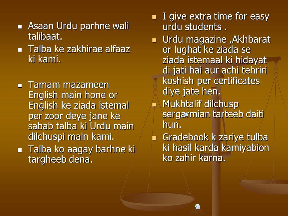 Action Plan Miss Zahida sultana The City School gulshan jr d