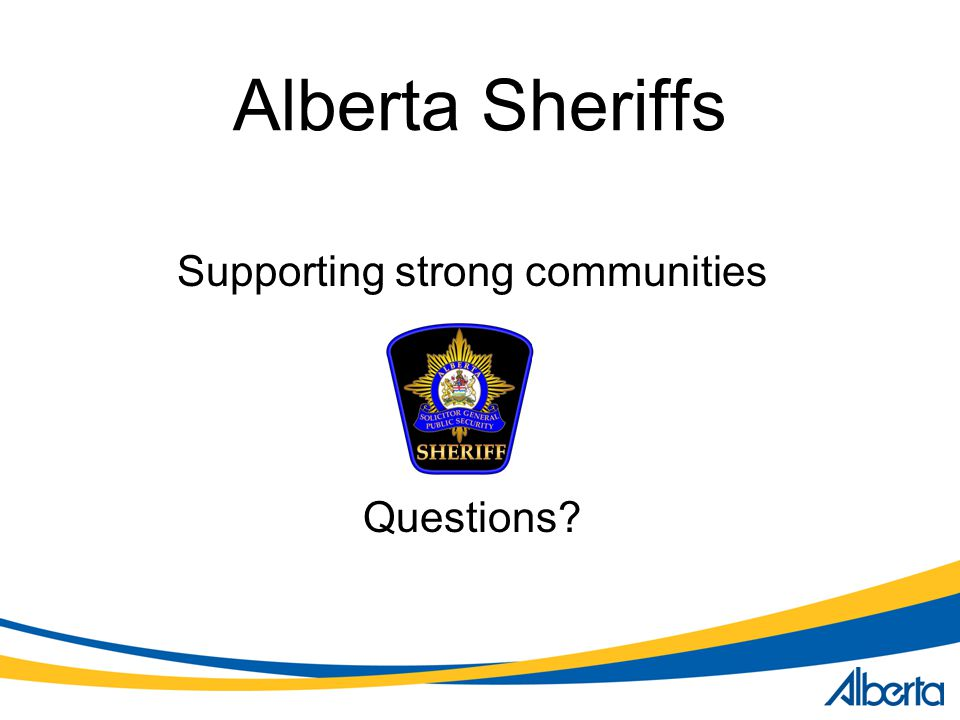 Supporting strong communities Questions