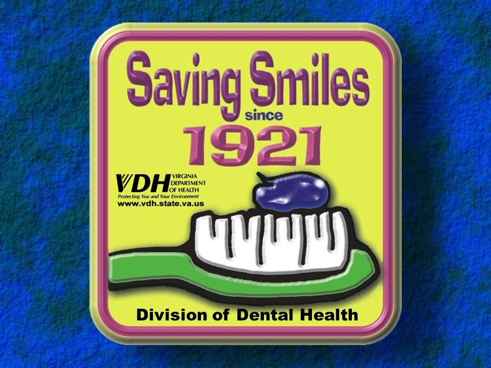 Division of Dental Health