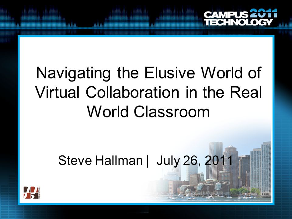 Navigating the Elusive World of Virtual Collaboration in the Real World Classroom