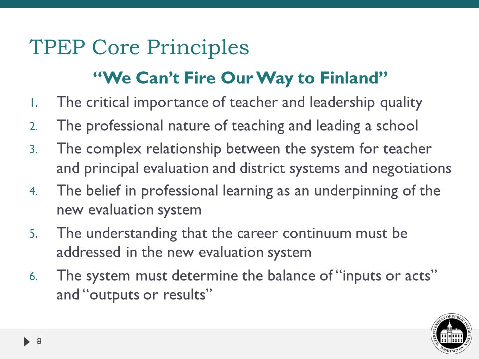 We Can't Fire Our Way to Finland