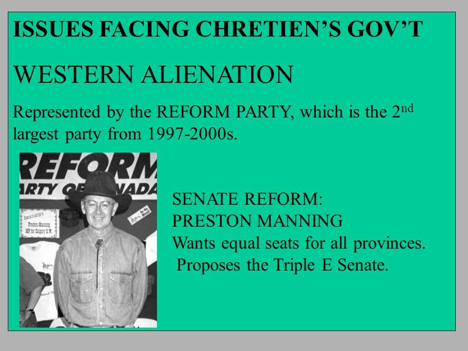 what is the triple e senate