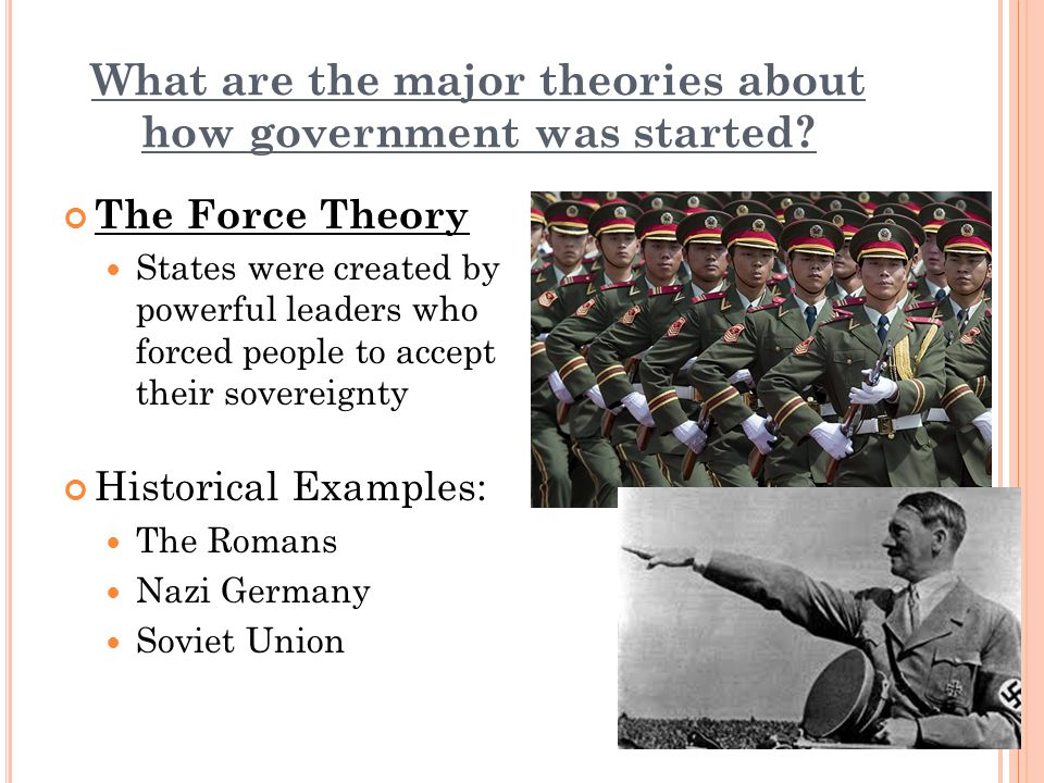Pictures of force theory of government examples kidskunst. Info.