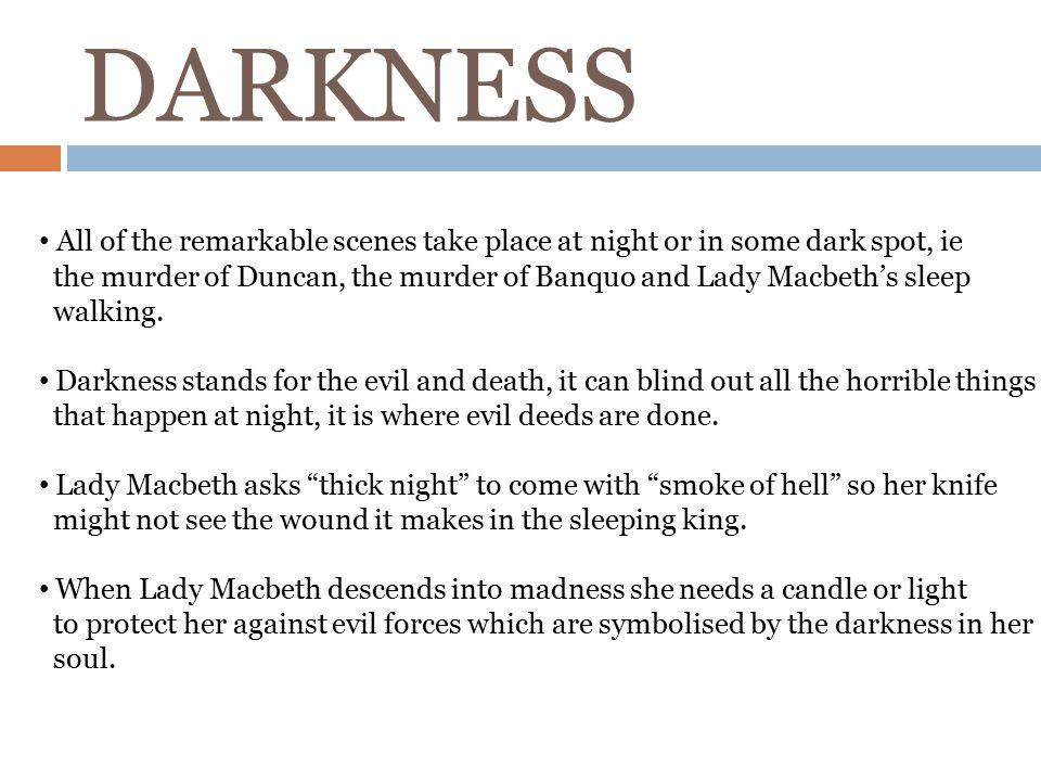 light and dark imagery in macbeth