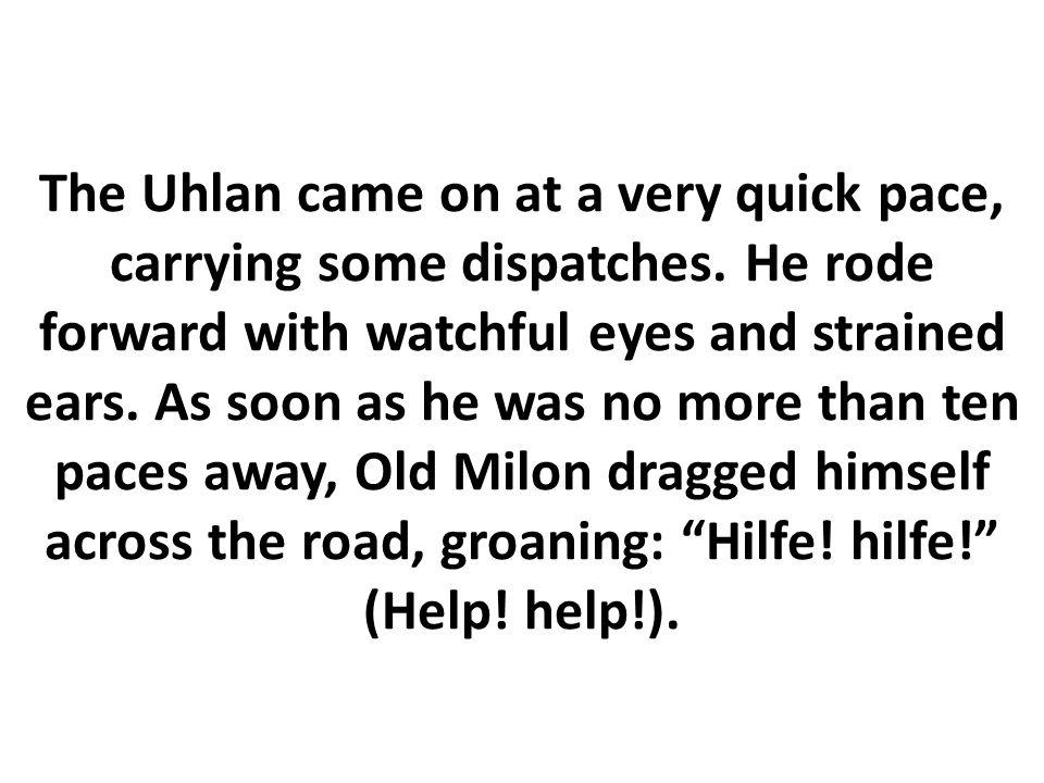 old milon