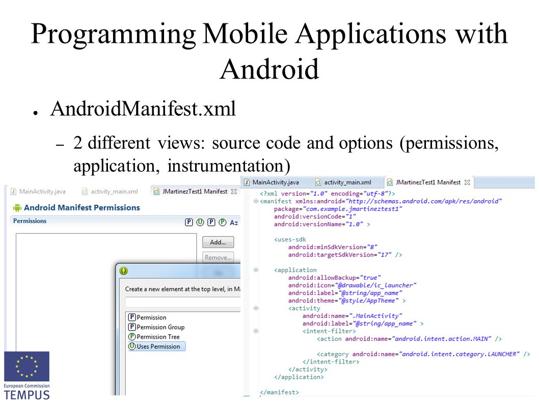 Programming Mobile Applications with Android - ppt download