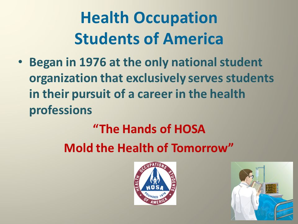 Health Occupation Students of America