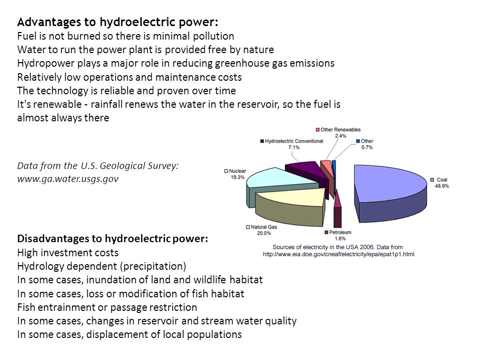 Hydro-electric Power & the Spier Falls Dam - ppt video
