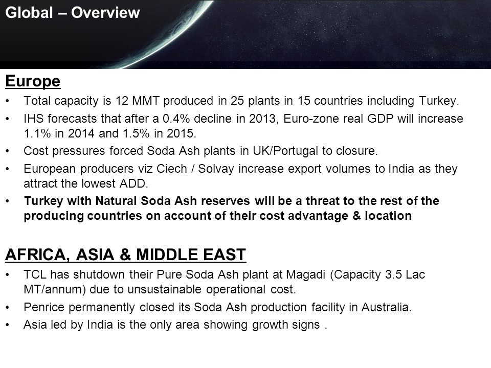 AFRICA, ASIA & MIDDLE EAST