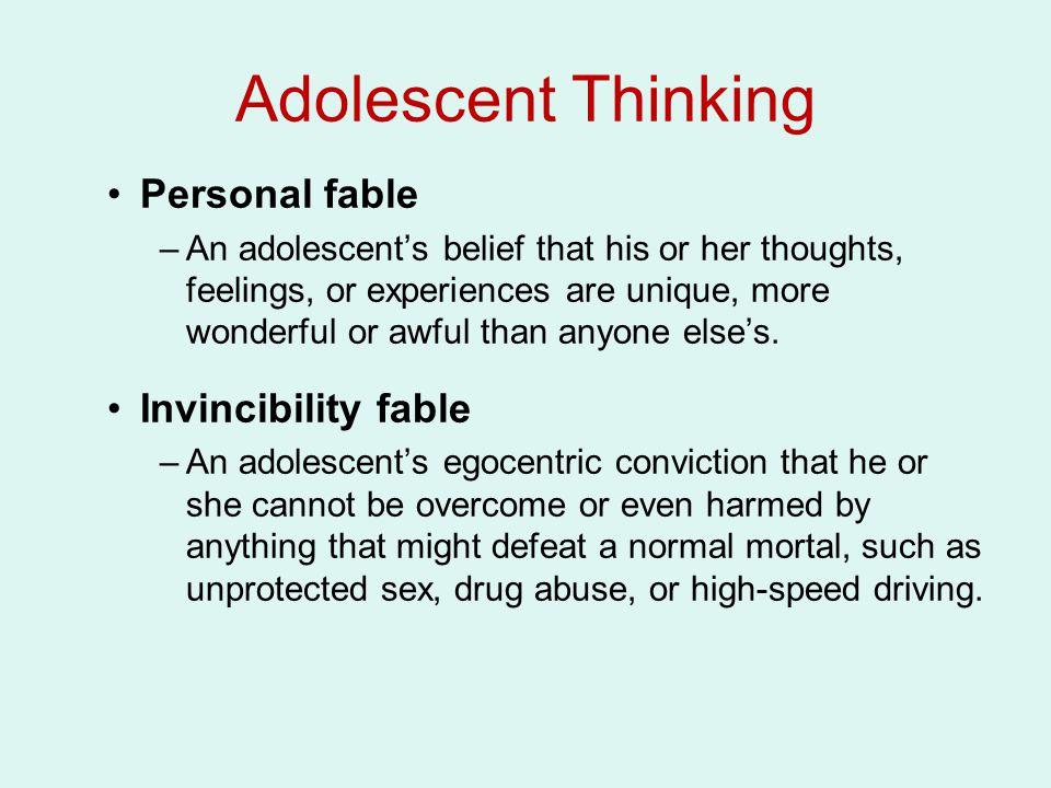 Chapter 15 Adolescence Cognitive Development Ppt Video Online