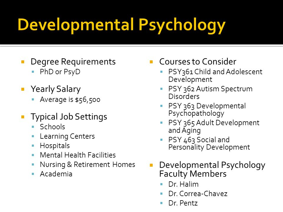 1 developmental psychology is not a unified Developmental psychology psyc20008 welcome to developmental psychology psyc20008 developmental psychology lecturers: associate professor bob reeve dr katherine school of psychological sciences website offers a large amount of information regarding administration: http.