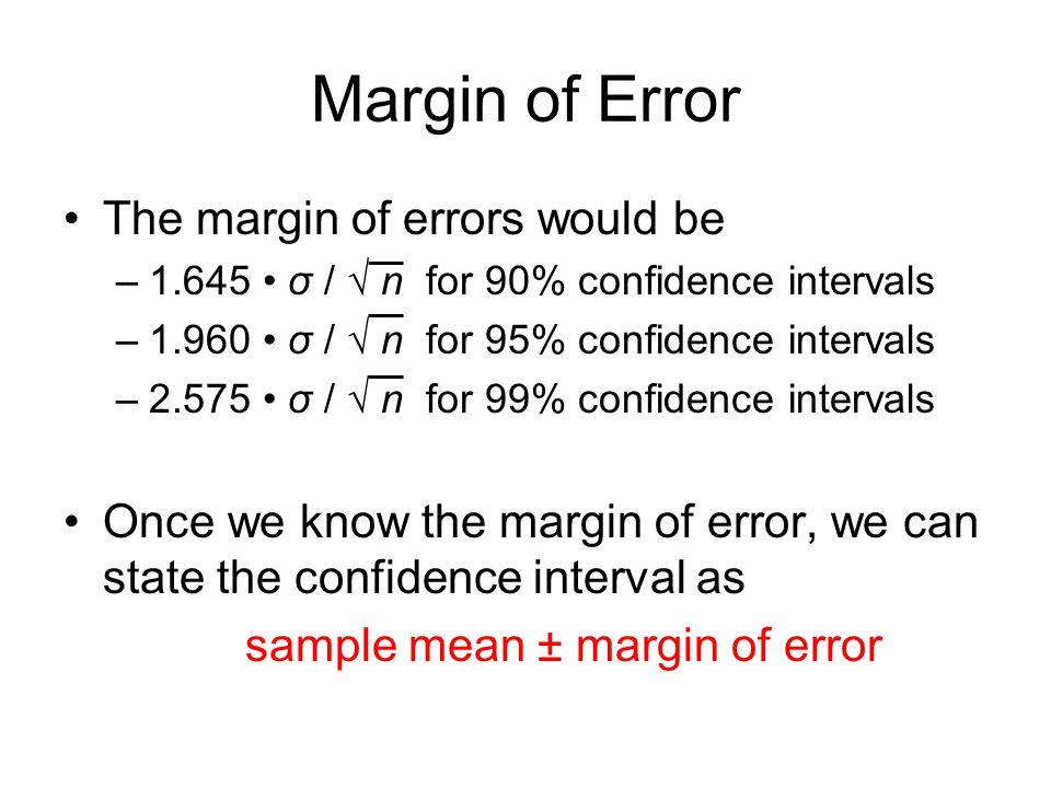 percentage points