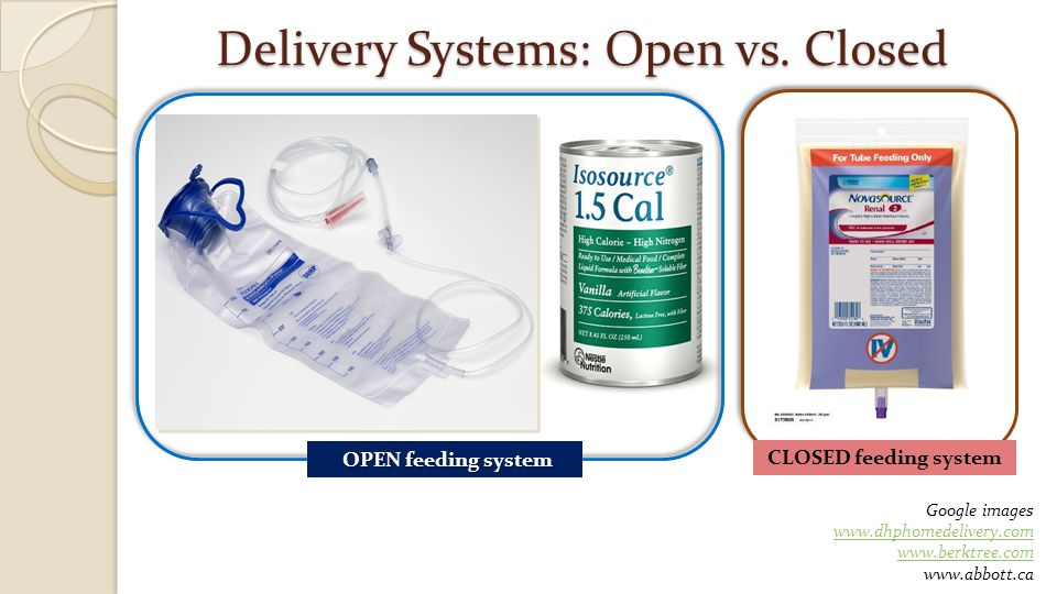 Enteral Access and Tube Feeding Administration - ppt download