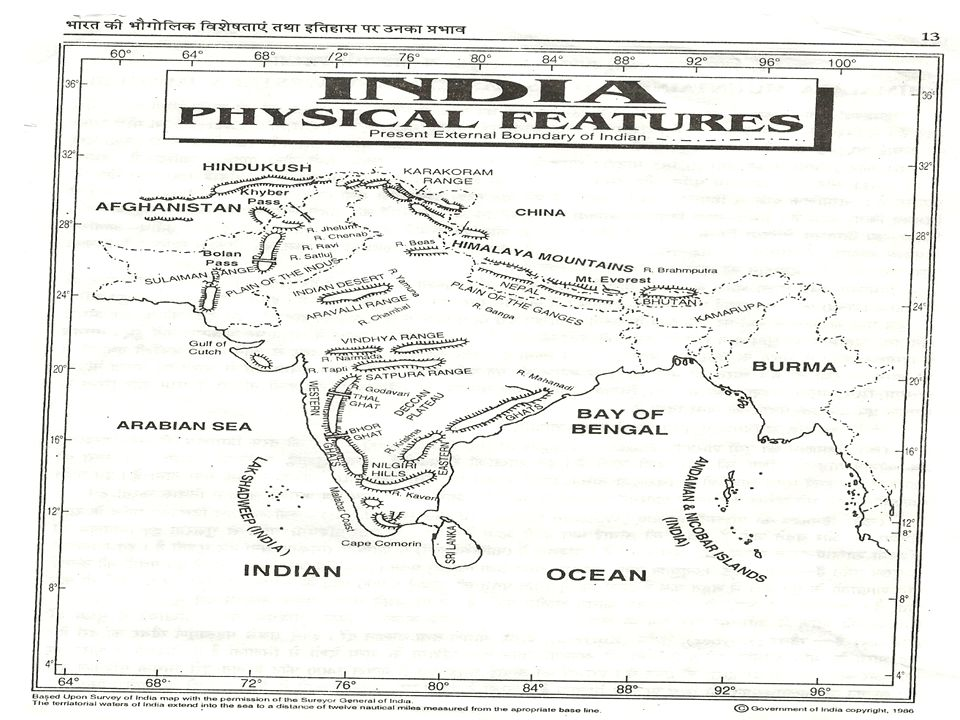 1 physical features of india and their impact on indian history 2 physical thecheapjerseys Gallery