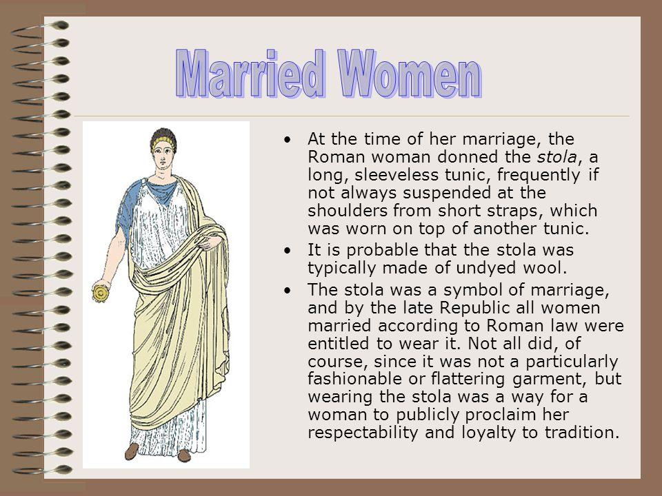 Ancient Roman Fashion & Beauty - ppt video online download