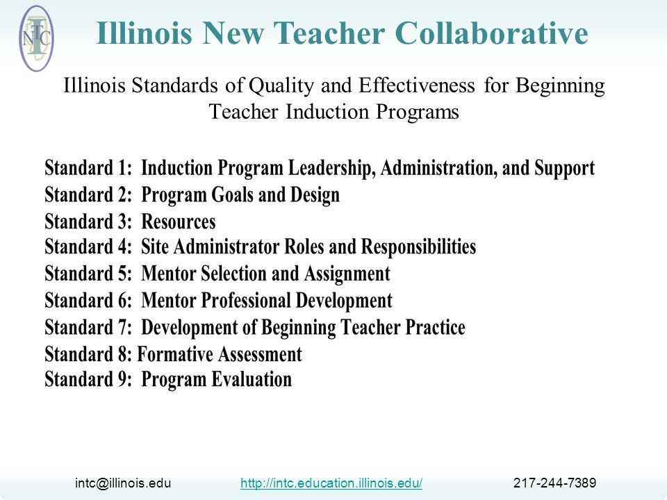 Exploring and Assessing New Teacher Induction Program Models - ppt