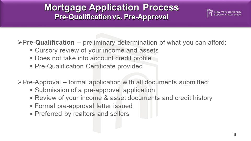 Mastering the Mortgage Process ppt