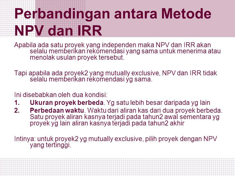Rate of return analysis ppt download 19 perbandingan ccuart Gallery