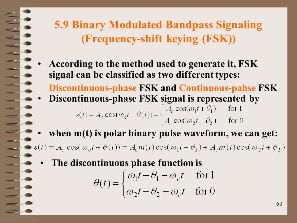 AM,FM, and digital modulation systems - ppt download
