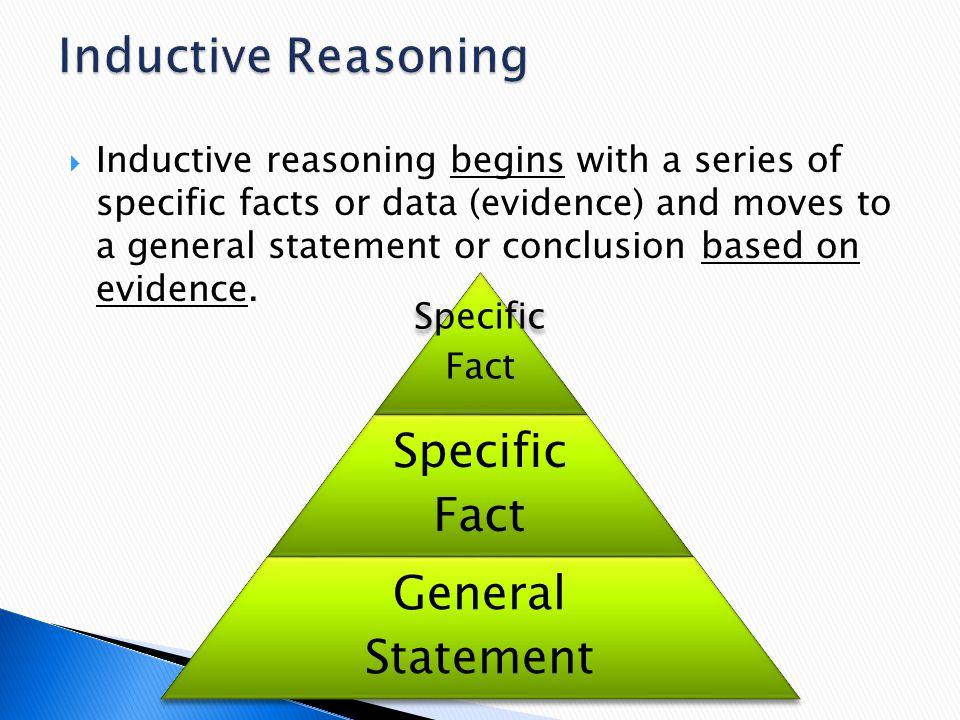 Deeductive reasoning Homework Academic Writing Service ...
