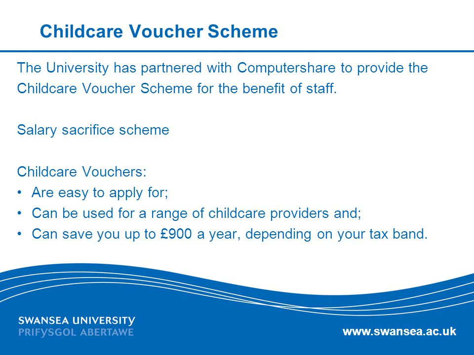 Childcare Voucher Scheme