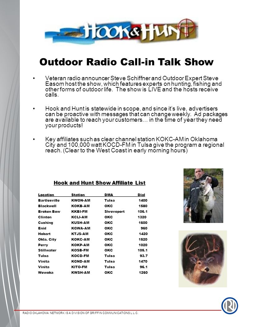 Outdoor Radio Call-in Talk Show