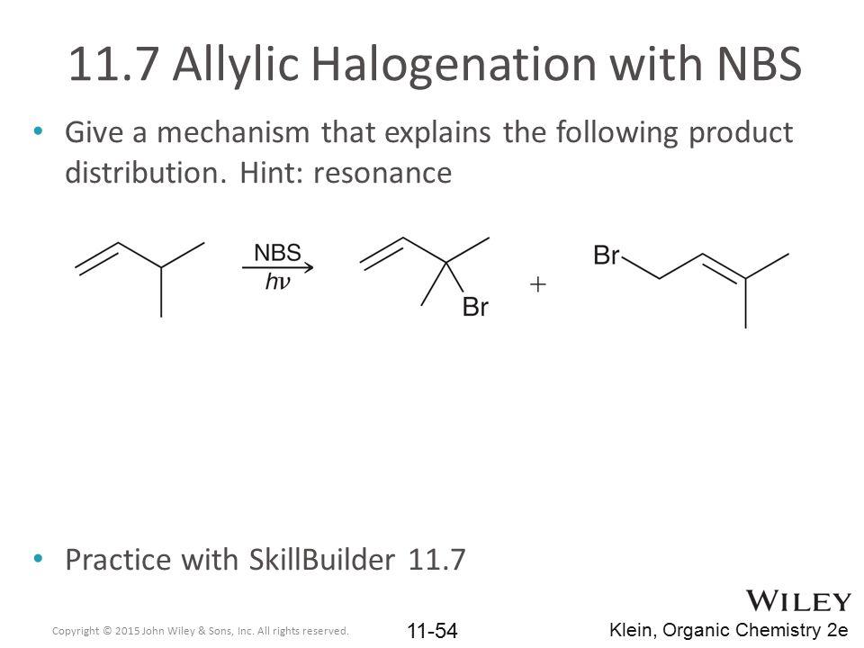 Mechanism organic chemistry
