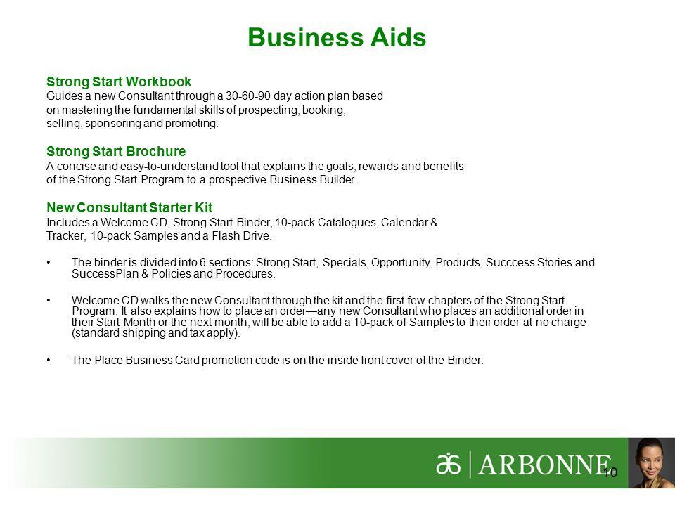 Arbonne Strong Start Program VP Webinar - ppt download