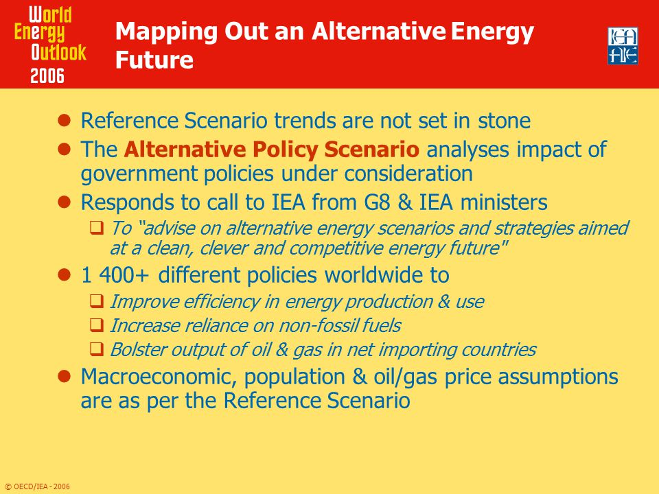 Mapping Out an Alternative Energy Future