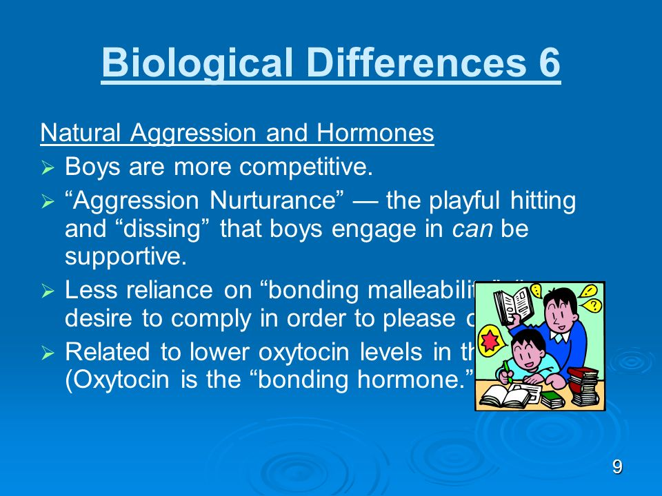 Biological Differences 6