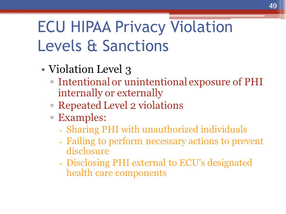 office of compliance brody school of medicine ecu hipaa privacy