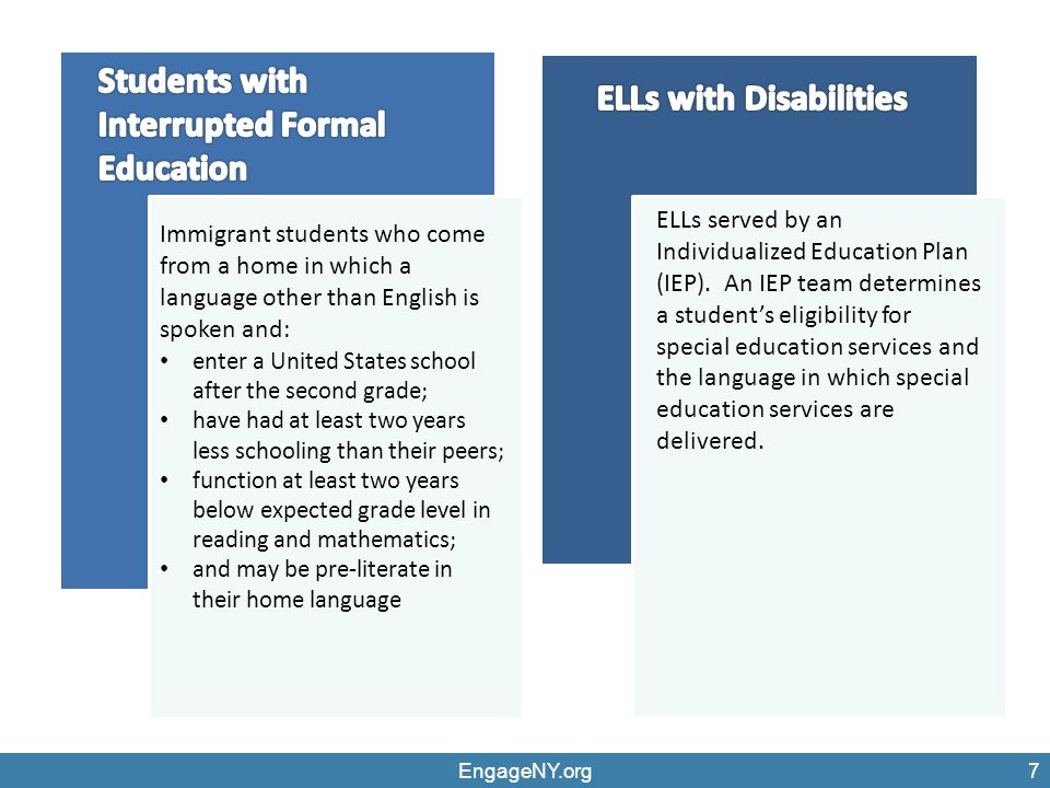Scaffolds for English Language Learners in the NYS ELA and ...