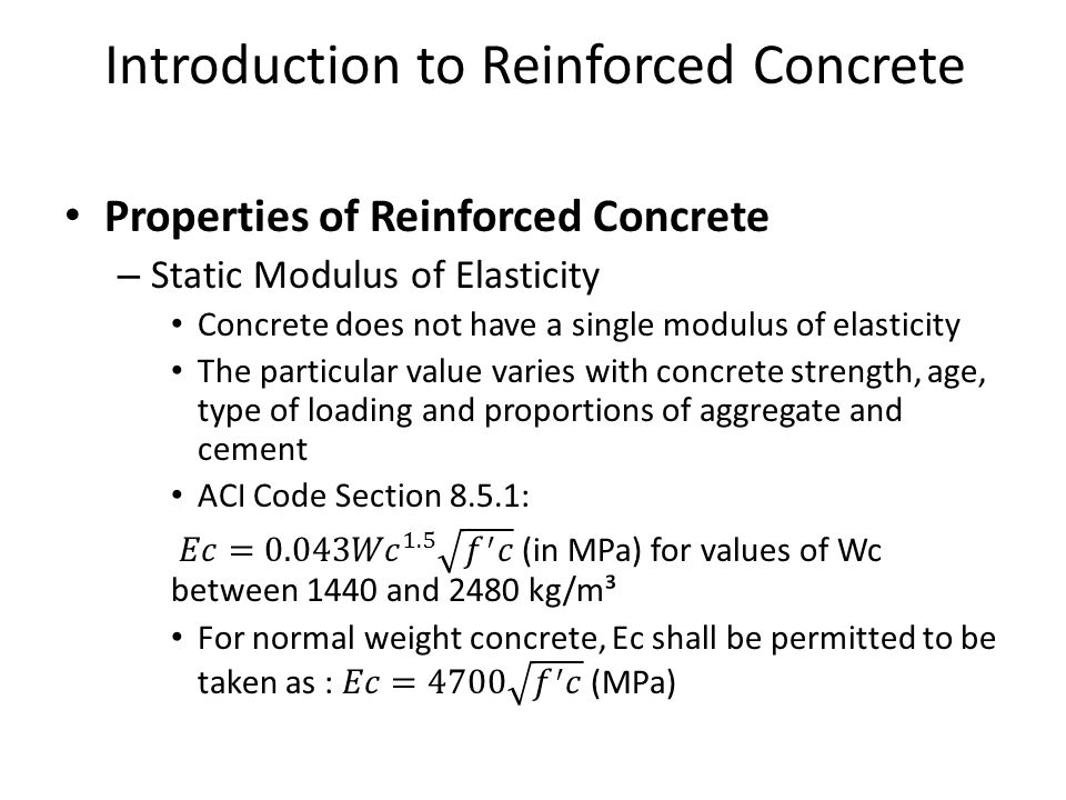 Reinforced Concrete Design I Ppt Video Online Download