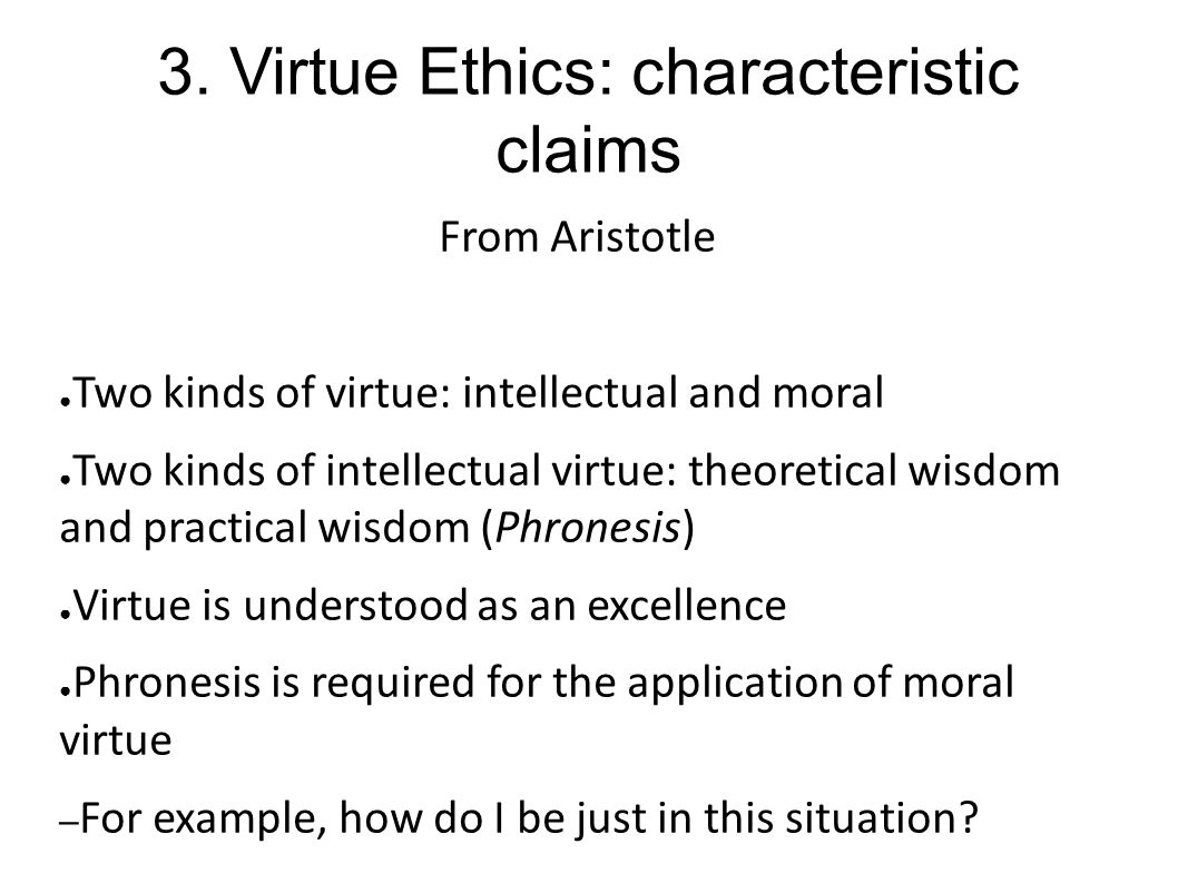 👍 virtue ethics approach example. Virtue ethics: principles.