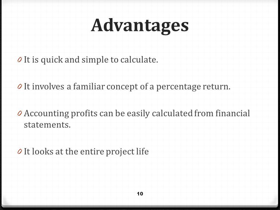 investment appraisal techniques advantages and disadvantages pdf