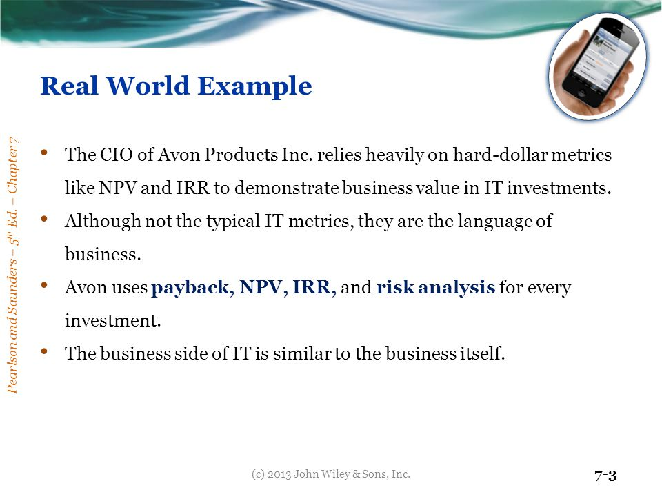 avon products inc case study solution