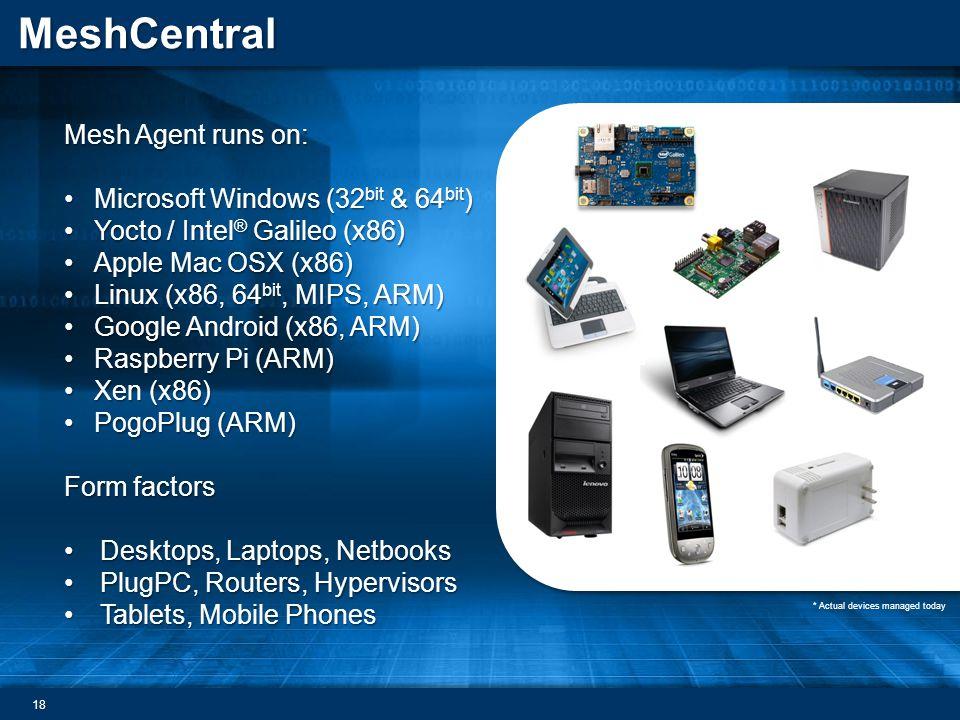 MeshCentral  - ppt video online download