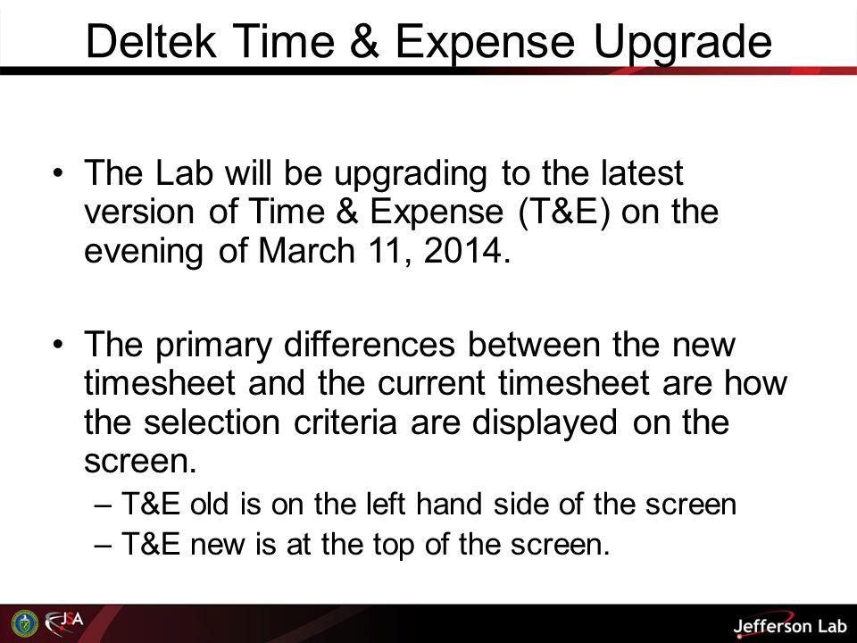 Deltek Timesheet Login Page Page